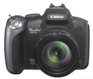 Canon Powershot SX10is